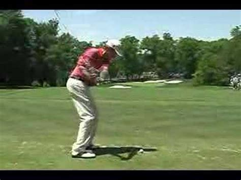davis love golf swing davis love iii beautiful swing youtube