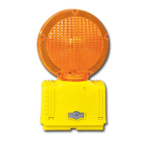 elgin barricade warning light 6 volt