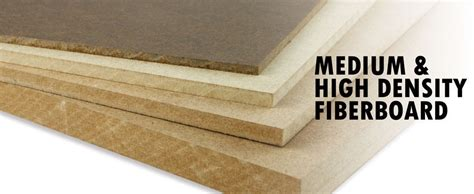 Melamine Kitchen Cabinet mdf hdf medium and high density fiberboard panel