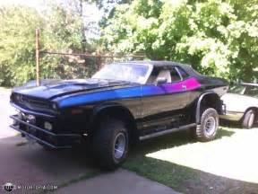 1985 Dodge Challenger 1970 Dodge Challenger 4x4 R T Id 23075