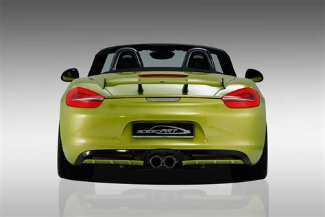 R Porsche by Speedart Sp81 R Based On Porsche Boxster S
