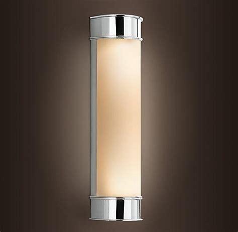 bathroom lighting restoration hardware kent sconce bath sconces restoration hardware
