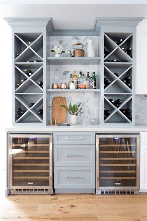 wet bar design ideas wine racks  wine coolers