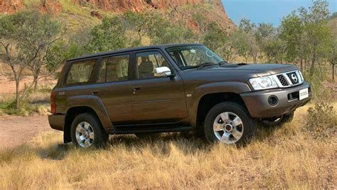 nissan patrol classic nissan patrol here to stay car news carsguide