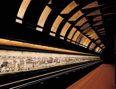 Tapisserie De Bayeux by Histoire Des Arts Tapisserie De Bayeux 1066 1082