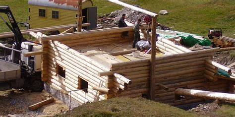 Holzhaus Aus Baumstämmen by 97 Blockhaus Innen Modern Home Staging Blockbohlen