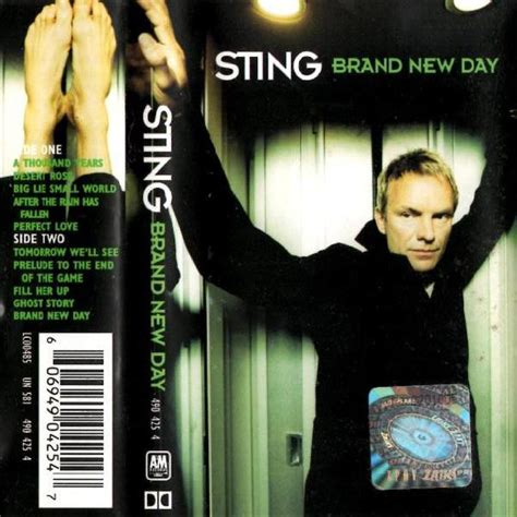 end of the game sting lyrics übersetzung sting brand new day cassette album at discogs