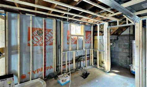 Vitullo Plumbing by Basement Renovation Nightmare Our Reader Shares Story