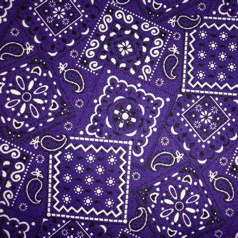 pattern purple fabric cotton fabric pattern fabric blazin bandanas purple