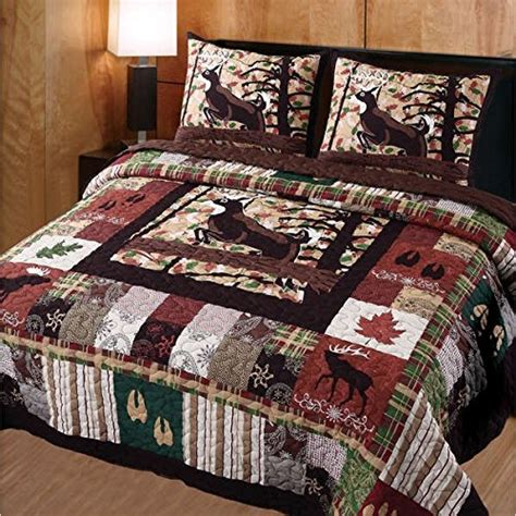cabin themed bedding cabin bedding sets sale ease bedding with style