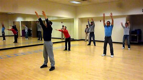 8 Section Brocade by 8 Section Brocade Qigong