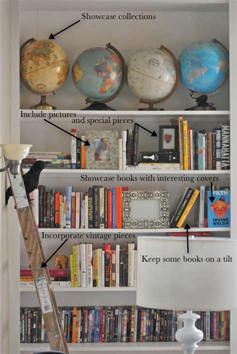 bookshelf organization organisation inspiration to kick start 2013 planning