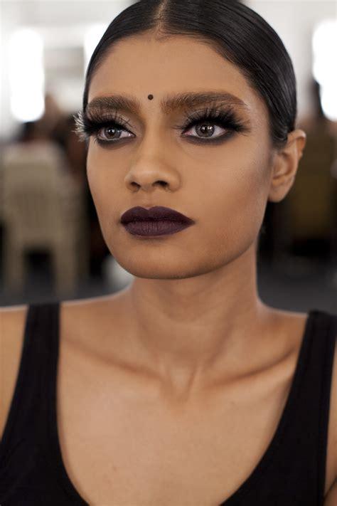 Makeup Sugi Salon india fashion week 2015 mac cosmetics for