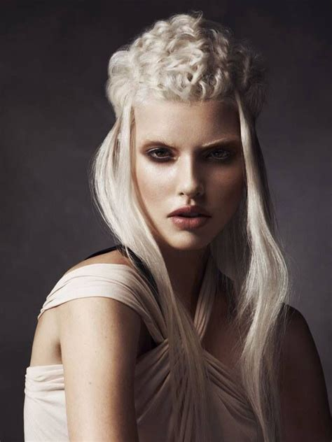 cool avant garde short blonde hairstyles 227 best hairstyle and accessories images on pinterest