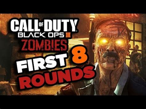 Kaset Pa4 Call Of Duty Infinite Warfare the 8 rounds of zombies in call of duty black ops