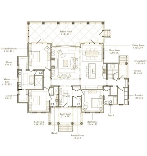 floorplan or floor plan palmetto bluff floor plan for the home