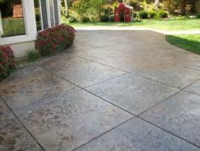 Concrete Vs Paver Patio Best 25 Sted Concrete Patio Cost Ideas On Sted Concrete Cost Concrete Patio