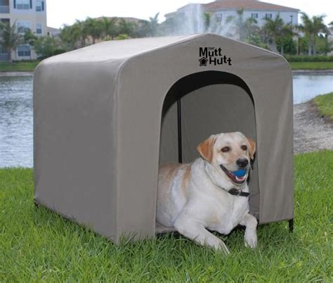 Zeez Mutt Hutt Dog House Extra Large 102x84x93cm 240 Kennel Items Kennels The