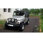 Pin Modified Mahindra Thar Jeep On Pinterest
