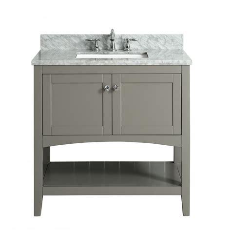 Vanity Floor by Sirena Floor Mount 36 Vanity Freestanding Bathroom
