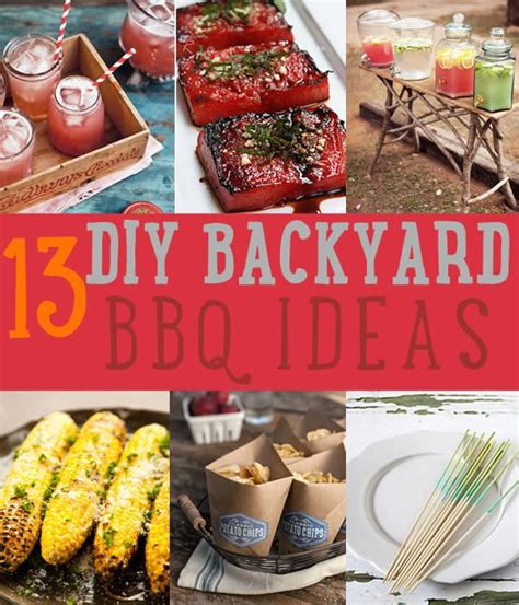backyard food ideas backyard bbq food ideas outdoor furniture design and ideas