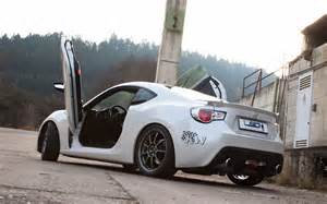 Lamborghini Doors Toyota Gt86 Lsd Doors Lambo Door Rear Three Quarter1 Photo 4