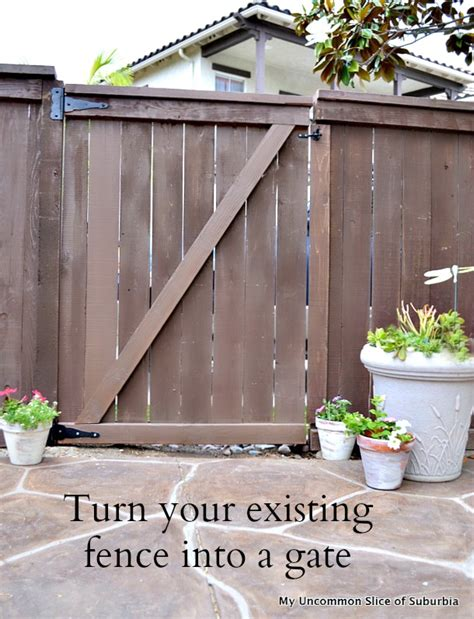 can you put a privacy fence in your front yard diy your home archives my uncommon slice of suburbiamy