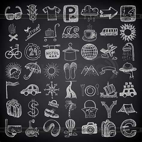 doodle draw theme icon pack doodle icons sketches serie of high quality graphics