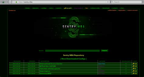 Other Tools Like Sentry Mba by Criminals Are Using These Tools To Quot Quot Your Website