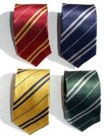 harry potter house colors harry potter house ties harry potter