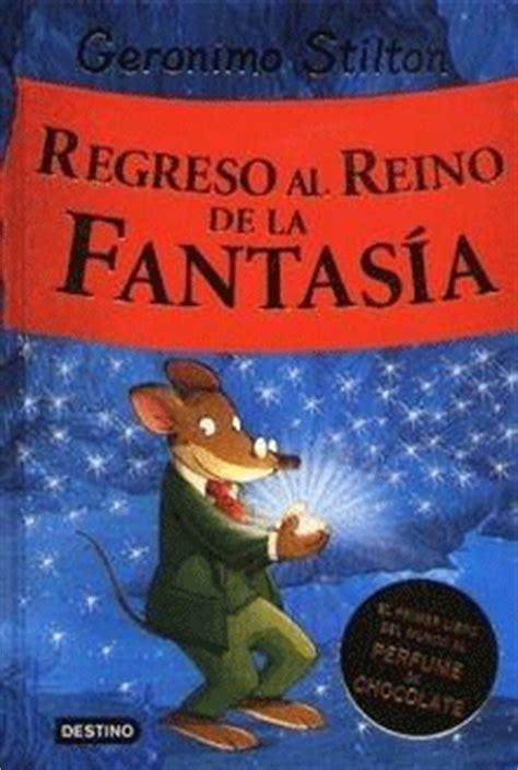 regreso al reino de 8408074490 los andes libros regreso al reino de la fantas