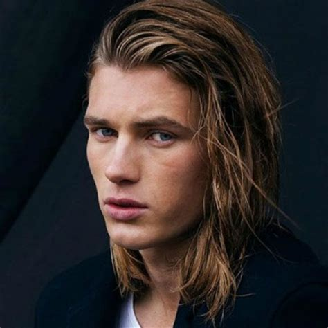 Mens Shoulder Length Hairstyles by The Best Hairstyles For Hair The Idle