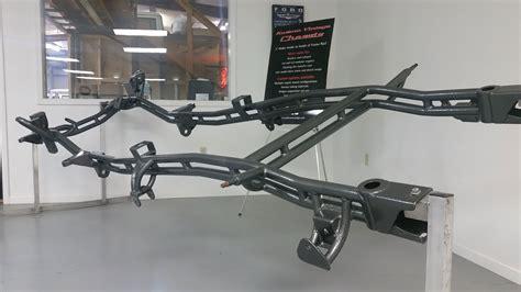 Kit Power Blazer X4 custom mandrel bent early bronco chassis frame krawlers edge