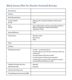 blank pe lesson plan template lesson plan template 60 free word excel pdf format