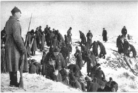 seconde dei russi alpini e gulag