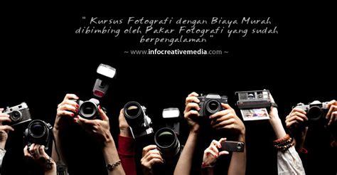 kursus fotografi profesional  surabaya creative media