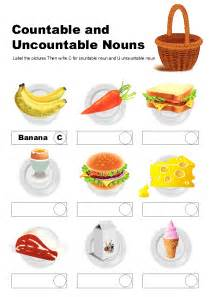 228 free countable uncountable nouns worksheets teach