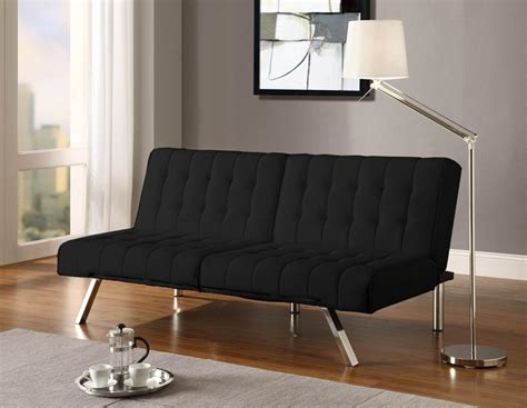 emily futon reviews emily convertible futon sofa bed with storage roof
