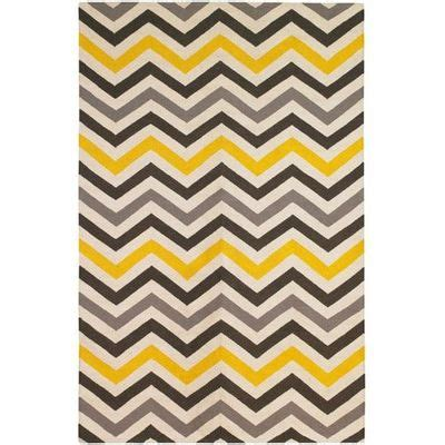 charcoal chevron rug chevron rug yellow charcoal gray for the home juxtapost