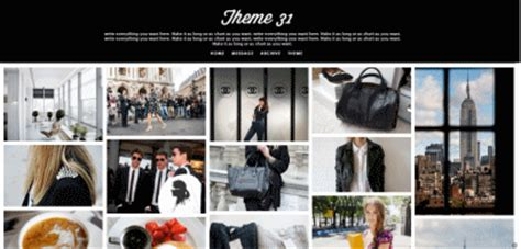 tumblr themes free classy themes by classy lovely