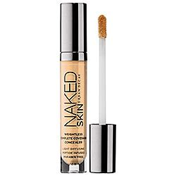 Urban Decay Gift Card Online - naked skin weightless complete coverage concealer urban decay sephora