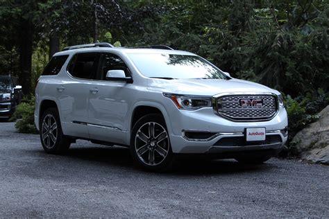 2017 gmc acadia review autoguide news