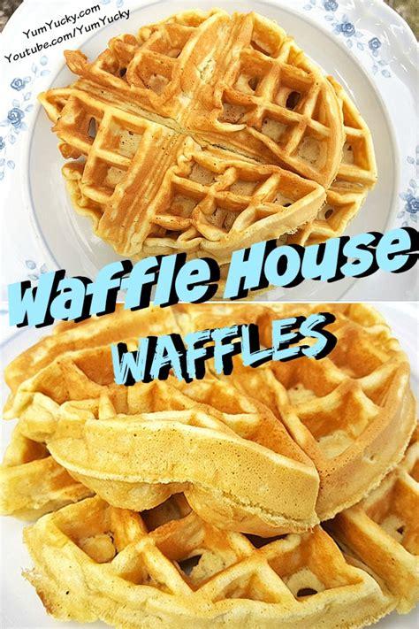 Waffle House Waffles Recipe Www Imgkid Com The Image