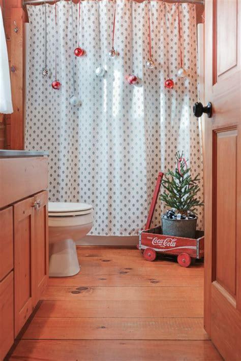 decorare bagno decorare il bagno per natale ecco 15 idee a cui ispirarsi