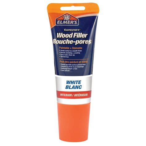 elmer s tinted wood filler white the home depot canada