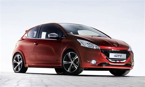 Peugeot 208 Gti Performance Peugeot 208 Gti Technical Details History Photos On