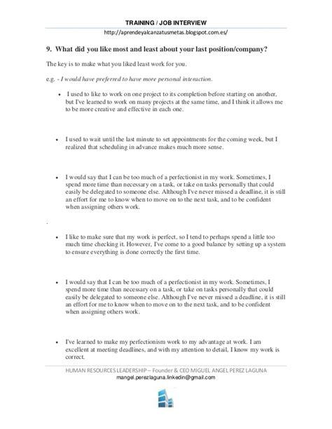 preguntas ingles y respuestas 9 preguntas y respuestas imprescindibles en una entrevista