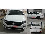 News  2018 Volkswagen Jetta Found Undisguised In Mexican