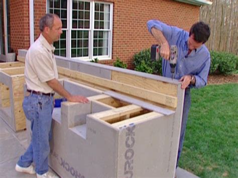 how to make outdoor cabinets outdoor kitchen diy projects ideas diy
