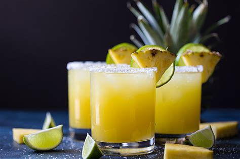 pineapple margarita pineapple margarita the blond cook